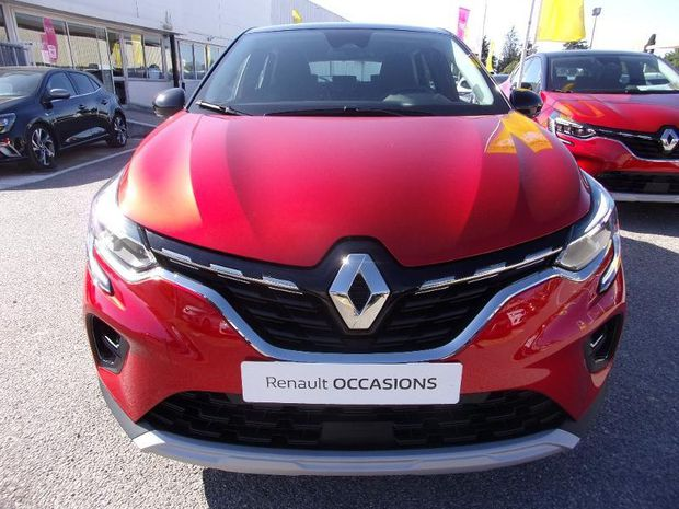 Photo miniature de la Renault Captur 1.3 TCe 130ch FAP Intens - 20 2020 d'occasion