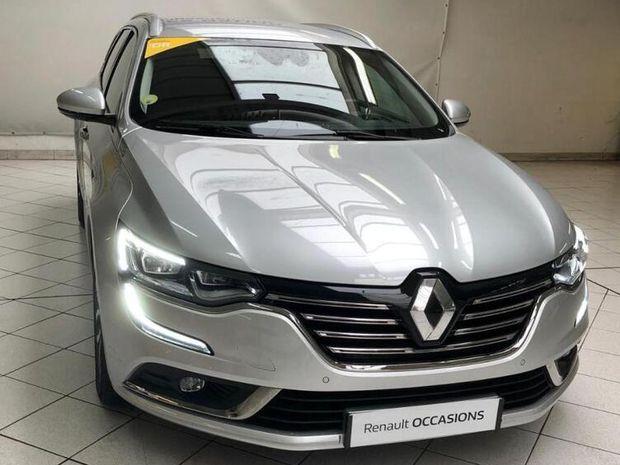 Photo miniature de la Renault Talisman Estate 1.5 dCi 110ch energy Intens 2017 d'occasion