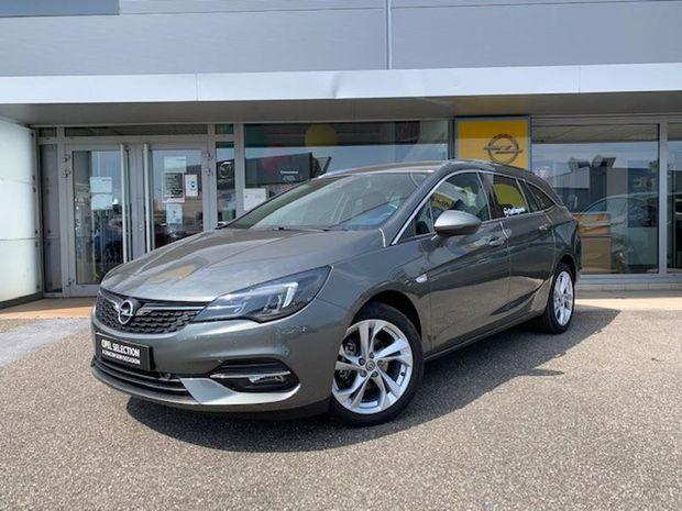 Photo miniature de la Opel Astra ST 1.5 D 122 Elegance BVA Gps Caméra 2020 d'occasion