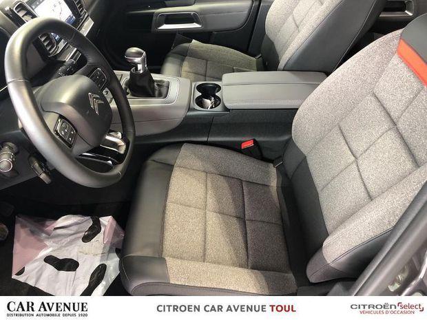Photo miniature de la Citroën C5 Aircross PureTech 130ch S&S Feel 2019 d'occasion