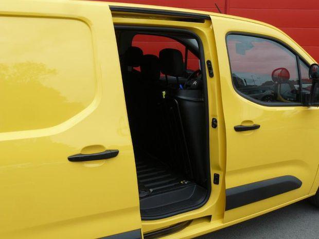 Photo miniature de la Citroën Berlingo Van XL 950kg BlueHDi 100 S&S Club 2020 d'occasion