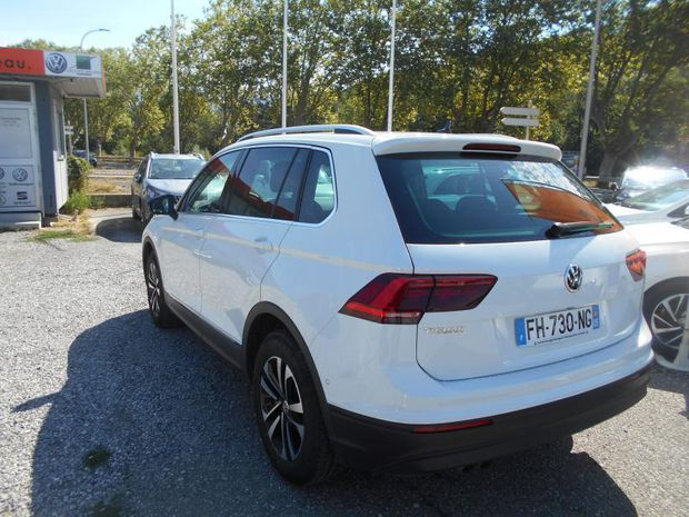 Photo miniature de la Volkswagen Tiguan 2.0 TDI 150ch IQ.Drive Euro6d-T 2019 d'occasion