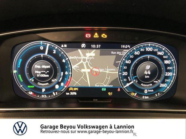 Photo miniature de la Volkswagen Golf 1.4 TSI 204ch Hybride Rechargeable GTE DSG6 Euro6d-T 5p 2020 d'occasion