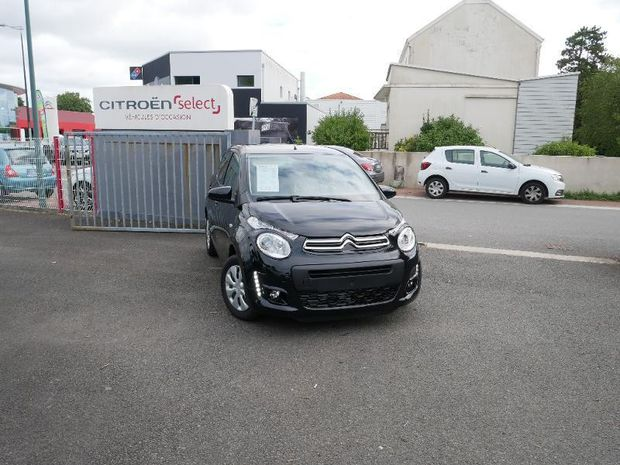 Photo miniature de la Citroën C1 VTi 72 S&S Feel 5p E6.d-TEMP 2020 d'occasion