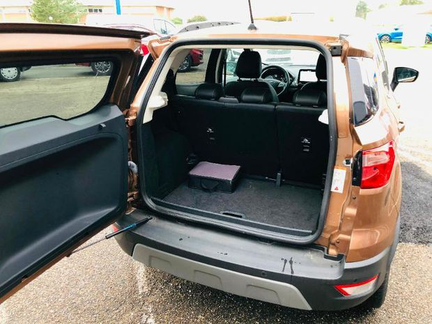 Photo miniature de la Ford EcoSport 1.0 EcoBoost 125ch Titanium 2018 d'occasion