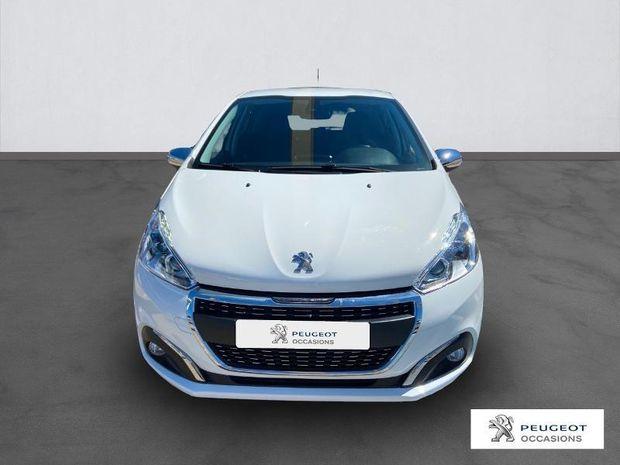Photo miniature de la Peugeot 208 1.2 PureTech 110ch E6.c Allure Business S&S 5p 2019 d'occasion
