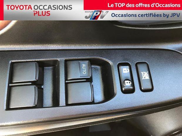 Photo miniature de la Toyota Yaris 70 VVT-i Dynamic 5p RC18 2018 d'occasion