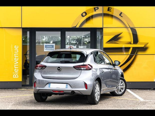 Photo miniature de la Opel Corsa 1.2 Turbo 100 Elegance 10km Carplay Led 2020 d'occasion