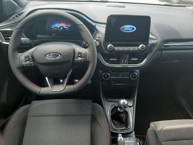 Photo miniature de la Ford Puma 1.0 EcoBoost 125ch mHEV ST-Line GARANTIE 21/07/2027 2020 d'occasion