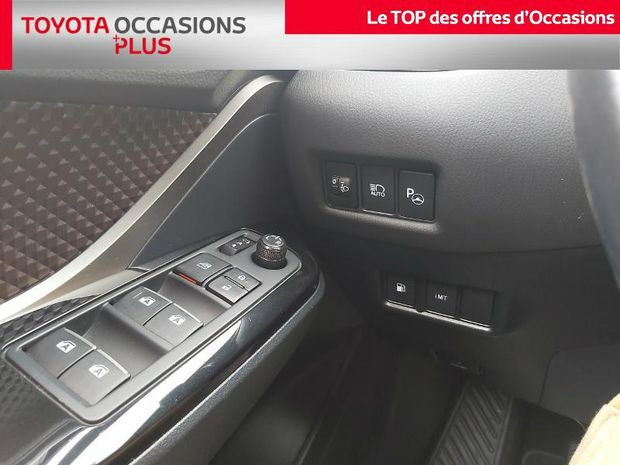 Photo miniature de la Toyota C-HR 1.2 Turbo 116ch Distinctive 2WD 2017 d'occasion