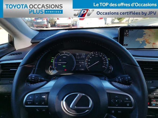 Photo miniature de la Lexus RX 450h 4WD Luxe 2018 d'occasion