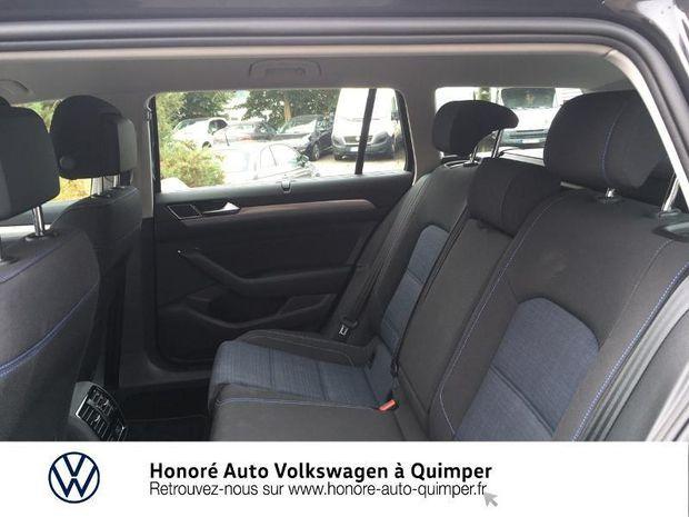 Photo miniature de la Volkswagen Passat SW 1.4 TSI 218ch Hybride Rechargeable GTE DSG6 8cv 2020 d'occasion
