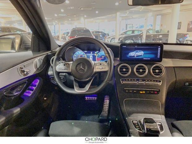 Photo miniature de la Mercedes Classe C Break 220 d 194ch AMG Line 9G-Tronic 2018 d'occasion