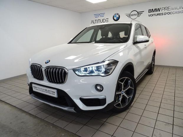 Photo miniature de la BMW X1 sDrive18dA 150ch xLine Euro6c 2019 d'occasion