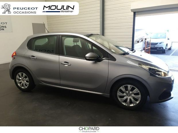 Photo miniature de la Peugeot 208 1.5 BlueHDi 100ch E6.c Active BVM5 5p 2019 d'occasion