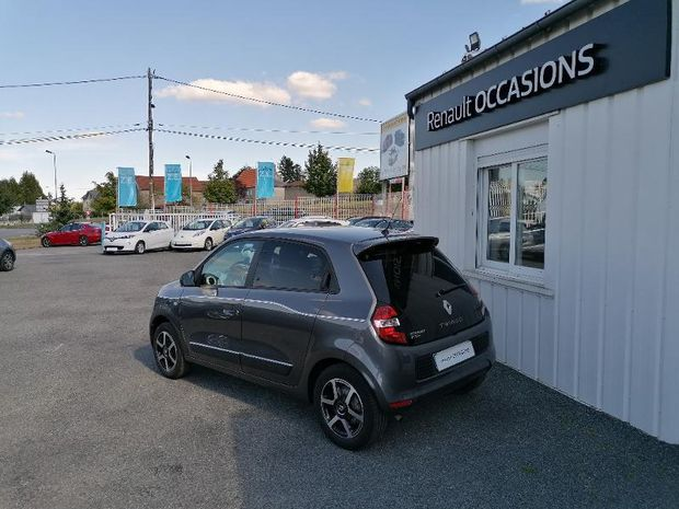Photo miniature de la Renault Twingo 0.9 TCe 90ch energy Intens 2018 d'occasion