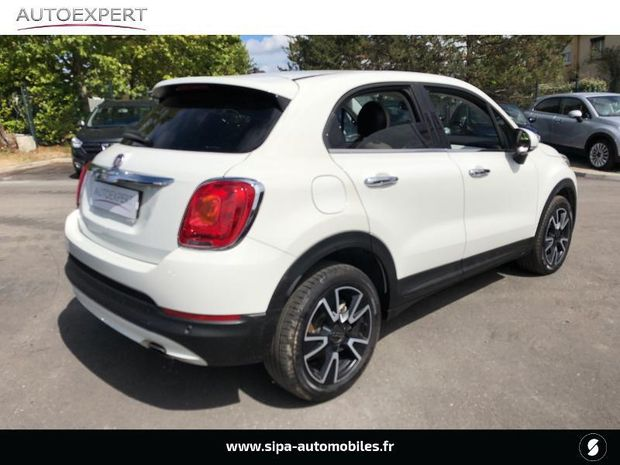 Photo miniature de la Fiat 500X 1.6 Multijet 16v 120ch Lounge DCT 2017 d'occasion