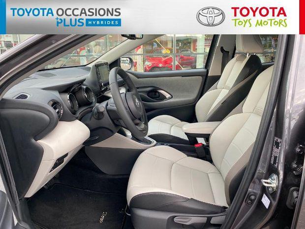 Photo miniature de la Toyota Yaris 116h Iconic - Navi - Pack Techno 2020 d'occasion