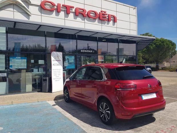 Photo miniature de la Citroën C4 SpaceTourer PureTech 130ch S&S Feel E6.d-TEMP 2019 d'occasion