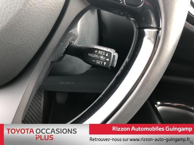 Photo miniature de la Toyota C-HR 1.2 Turbo 116ch Edition 2WD RC18 2019 d'occasion