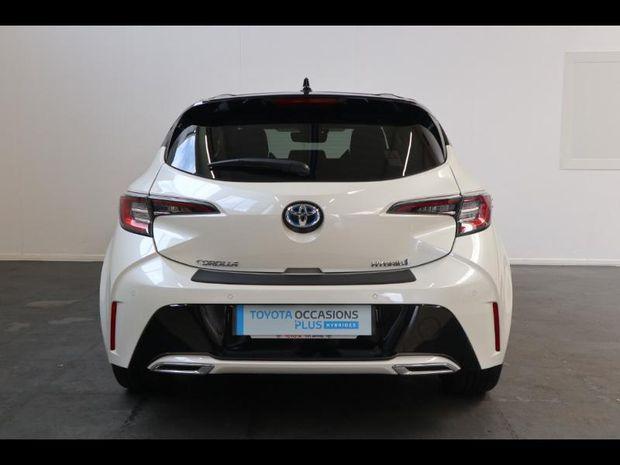 Photo miniature de la Toyota Corolla 184h Collection 2019 d'occasion