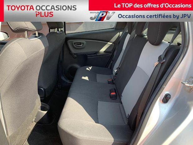 Photo miniature de la Toyota Yaris 110 VVT-i France Connect 5p MY19 2020 d'occasion