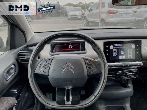 Photo miniature de la Citroën C4 Cactus PureTech 82ch Live 2018 d'occasion
