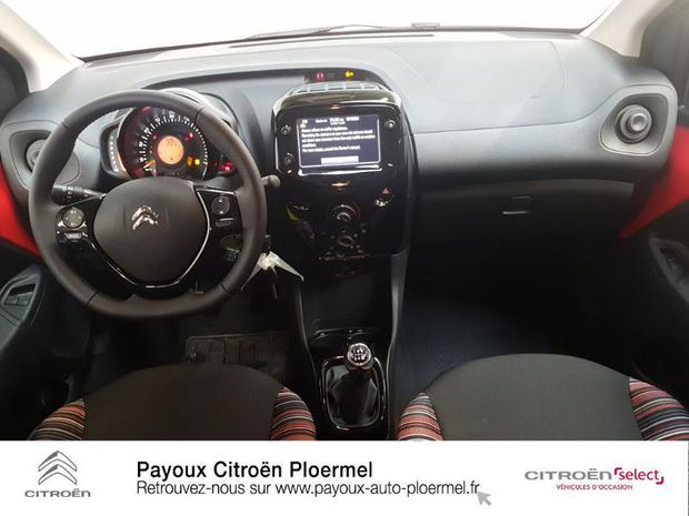 Photo miniature de la Citroën C1 VTi 72 S&S Shine 5p E6.d 2020 d'occasion