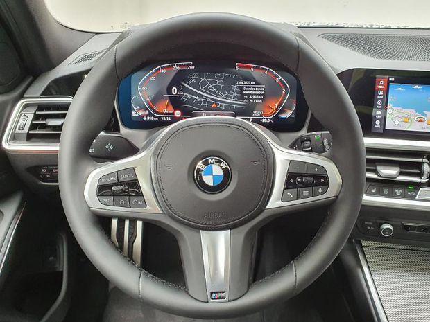 Photo miniature de la BMW Serie 3 Touring 318dA MH 150ch M Sport 2020 d'occasion