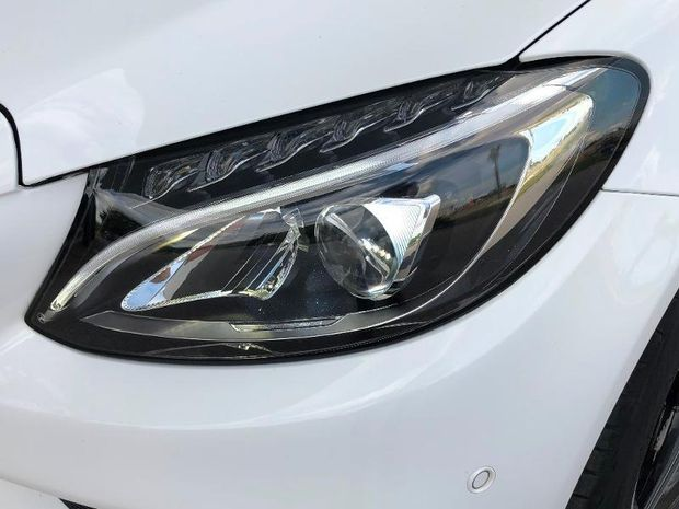 Photo miniature de la Mercedes Classe C 220 d Sportline 9G-Tronic 2018 d'occasion