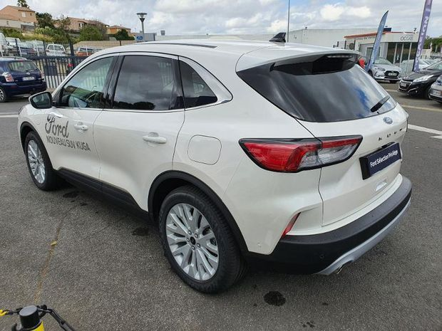 Photo miniature de la Ford Kuga 2.5 Duratec 225ch PowerSplit PHEV Titanium e-CVT 2020 d'occasion