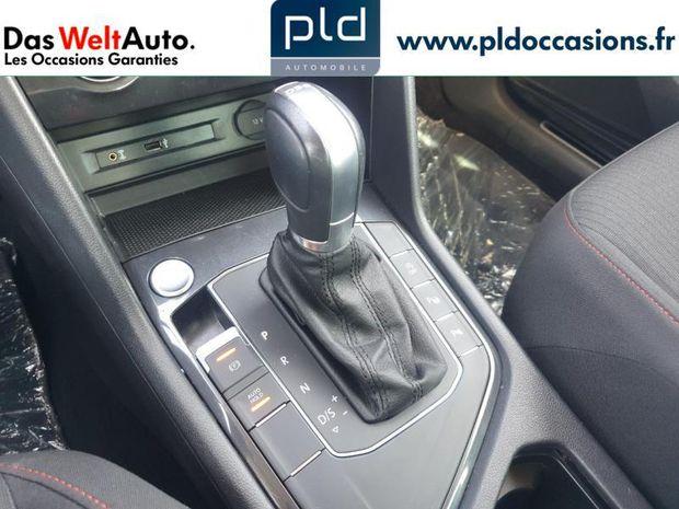 Photo miniature de la Volkswagen Tiguan 2.0 TDI 150ch Sound DSG7 2017 d'occasion