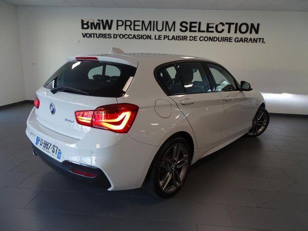 Photo miniature de la BMW Serie 1 114d 95ch M Sport Ultimate 5p Euro6c 2019 d'occasion