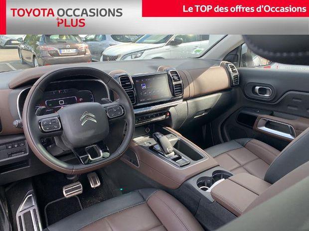 Photo miniature de la Citroën C5 Aircross PureTech 180ch S&S Shine EAT8 2019 d'occasion