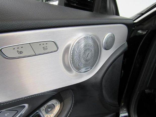 Photo miniature de la Mercedes Classe C Cabriolet 200 184ch AMG Line 9G-Tronic Euro6d-T 2019 d'occasion