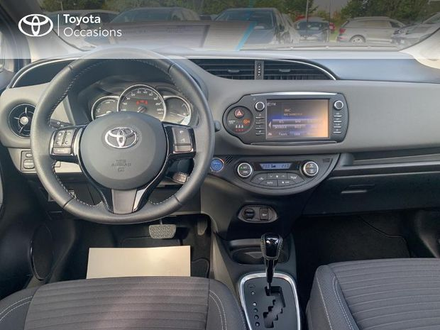 Photo miniature de la Toyota Yaris 100h France Business 5p RC18 2018 d'occasion