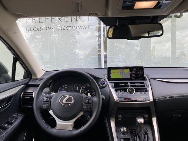 Photo miniature de la Lexus NX 300h 2WD Pack Business MY19 2020 d'occasion