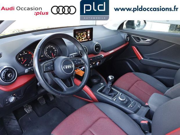 Photo miniature de la Audi Q2 1.6 TDI 116ch Sport 2017 d'occasion