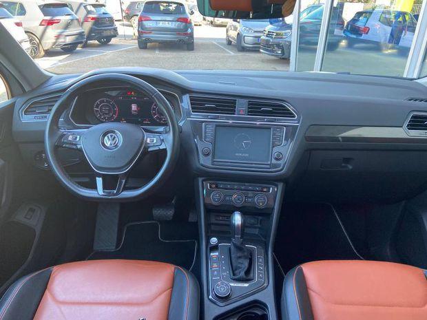 Photo miniature de la Volkswagen Tiguan 2.0 TDI 150ch BlueMotion Technology Carat Exclusive 4Motion DSG7 2017 d'occasion