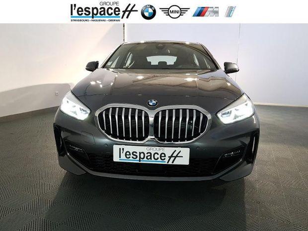 Photo miniature de la BMW Serie 1 120dA xDrive 190ch M Sport 2020 d'occasion