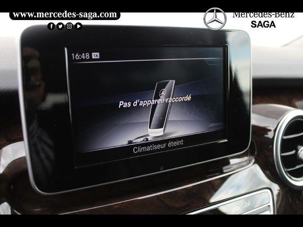 Photo miniature de la Mercedes Classe V 220 d Long Executive 7G-Tronic Plus 2018 d'occasion