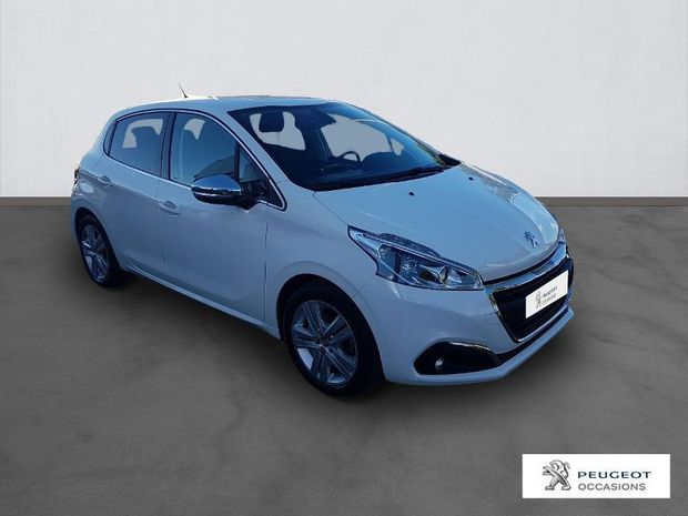 Photo miniature de la Peugeot 208 1.2 PureTech 110ch Allure Business S&S 5p 2019 d'occasion