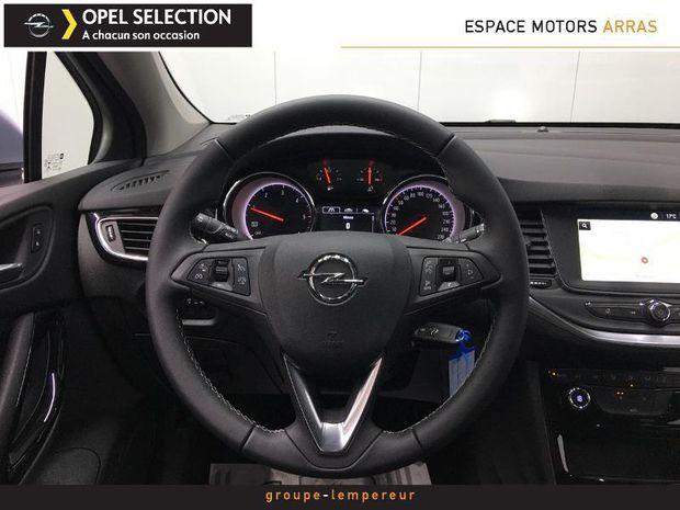 Photo miniature de la Opel Astra 1.5 D 122ch Elegance 92g 2020 d'occasion