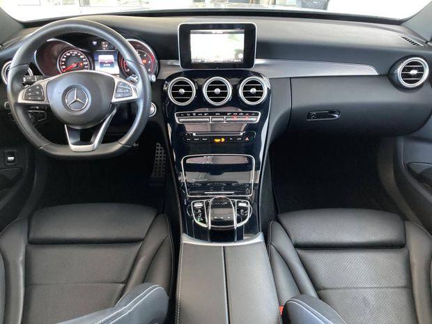 Photo miniature de la Mercedes Classe C Break 220 d Sportline 4Matic 9G-Tronic 2018 d'occasion