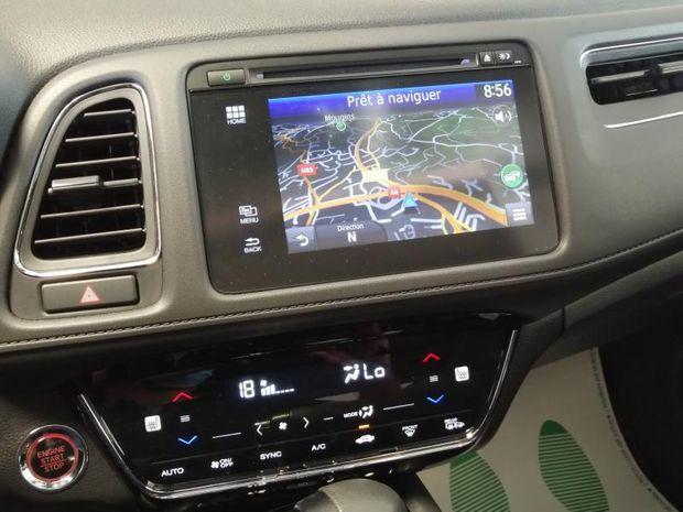Photo miniature de la Honda HR-V 1.5 i-VTEC 130ch Exclusive Navi CVT 2019 d'occasion