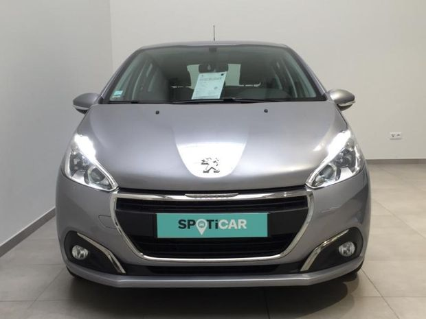 Photo miniature de la Peugeot 208 1.5 BlueHDi 100ch E6.c Active 5p 2019 d'occasion