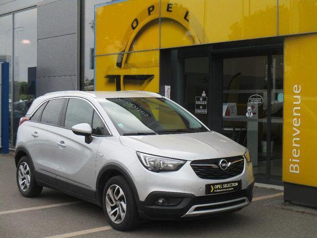 Photo miniature de la Opel Crossland X 1.5 D 102ch Innovation Business Euro 6d-T 2019 d'occasion
