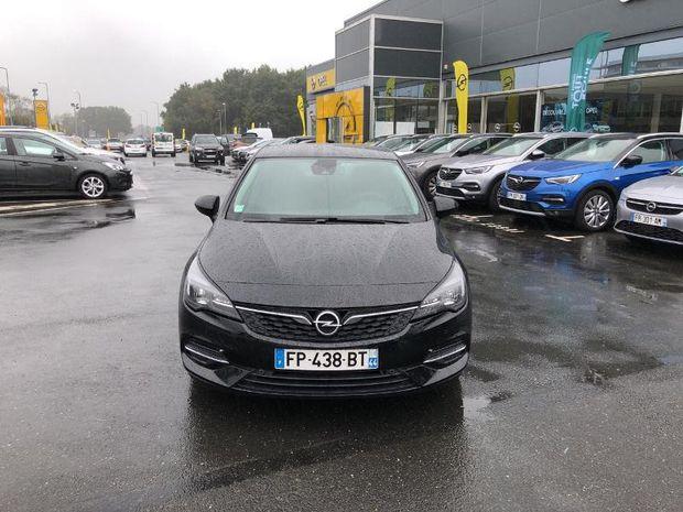 Photo miniature de la Opel Astra 1.4 Turbo 145ch Elegance CVT 2020 d'occasion