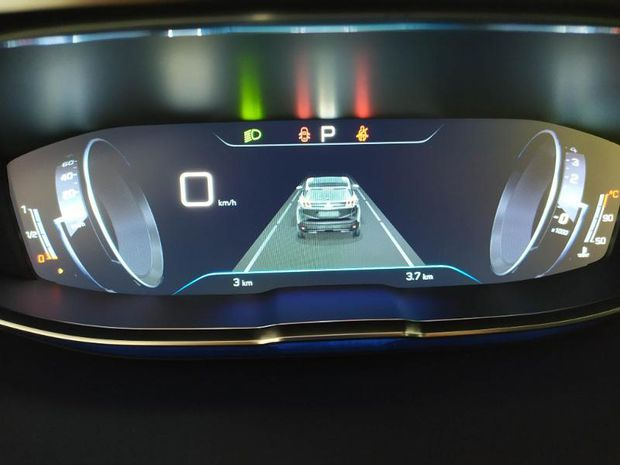 Photo miniature de la Peugeot 3008 1.2 PureTech 130ch Crossway S&S EAT8 6cv 2020 d'occasion