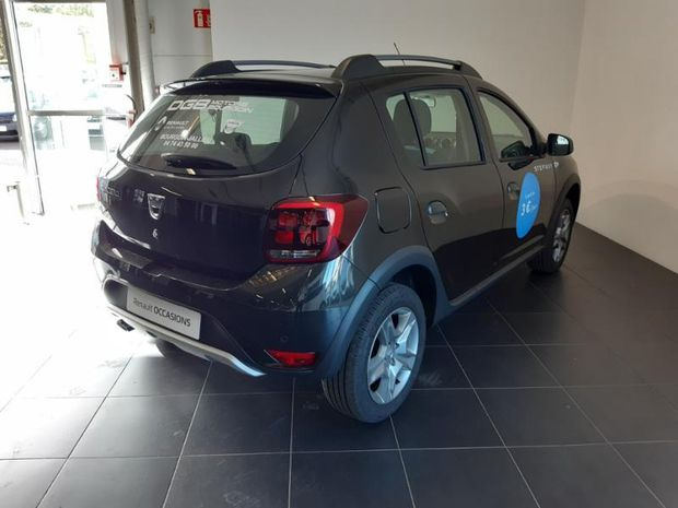 Photo miniature de la Dacia Sandero 0.9 TCe 90ch Stepway - 19 2020 d'occasion